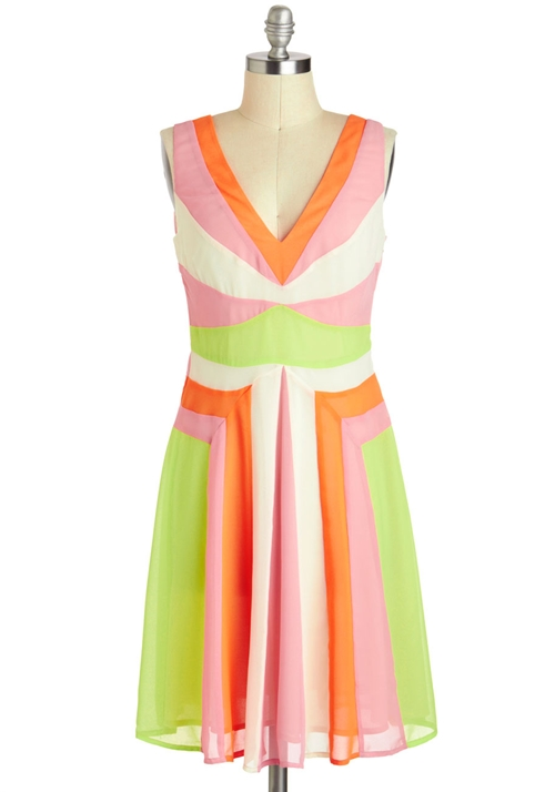 sherbet fizz dress