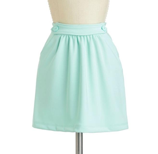 bestie date skirt
