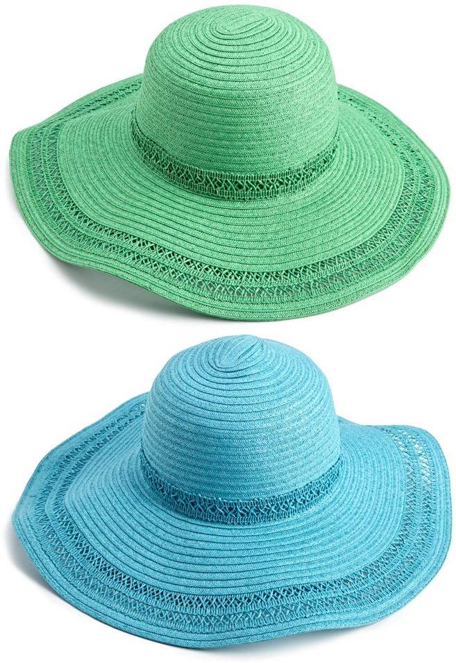 floppy hats