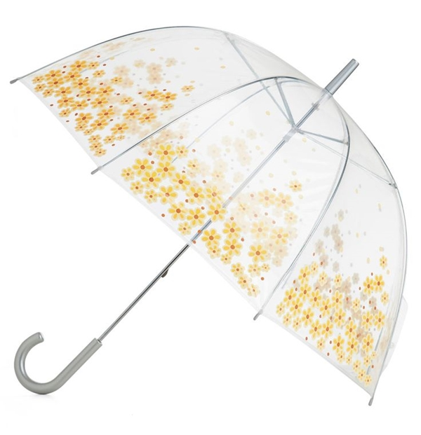 modcloth rainy daisy umbrella