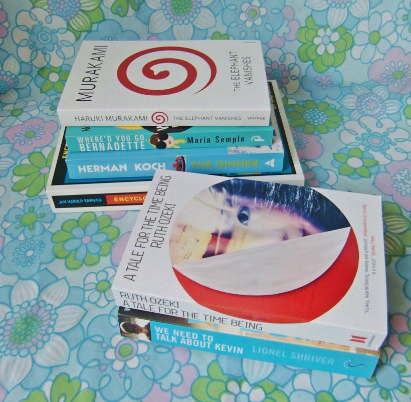 chiaki creates autumn reading list 2