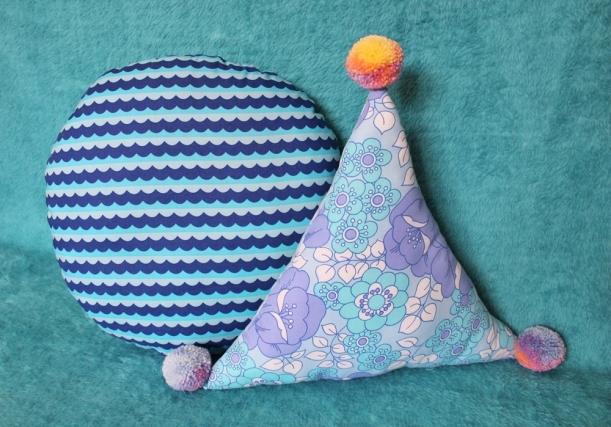Chiaki Creates - Happy Cushions 2