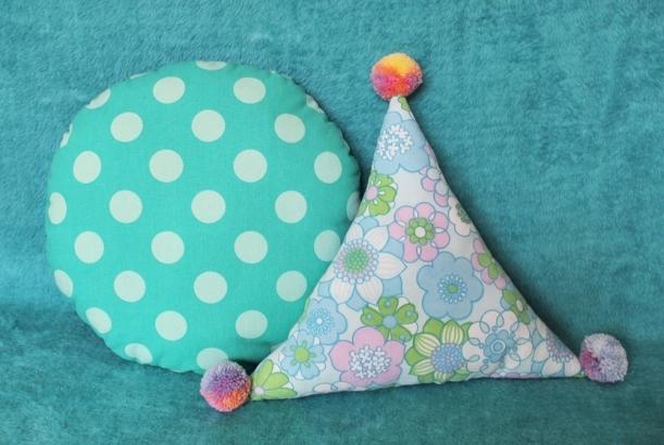 Chiaki Creates - Happy Cushions