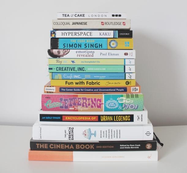 Chiaki Creates - Judging a Woman by Her Books chiakicreates.com