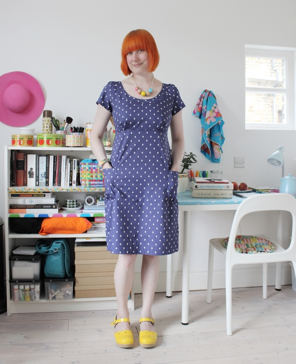 Chiaki Creates - Outfit Sunny Afternoon in My Studio