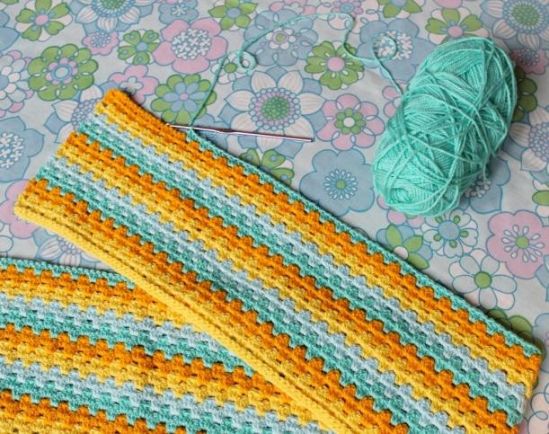 Chiaki Creates - Sunny Granny Stripes chiakicreates.com