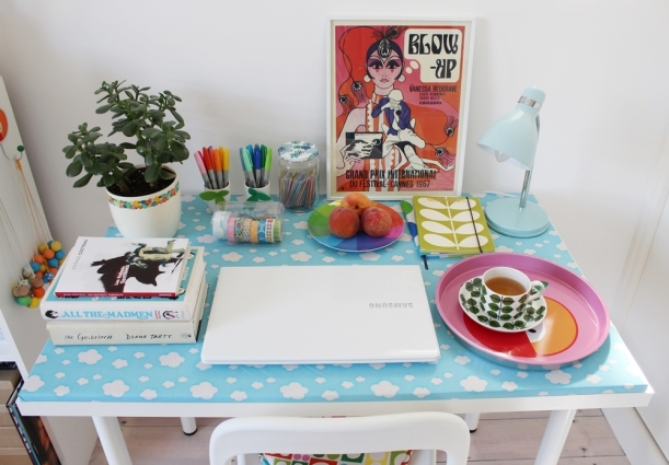 Chiaki Creates - What's On My Desk