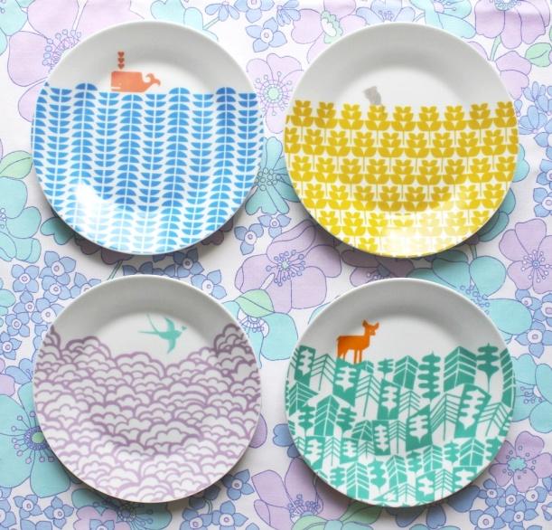 Chiaki Creates - My Morning Routine And Gorgeous Retro Tableware chiakicreates.com 2