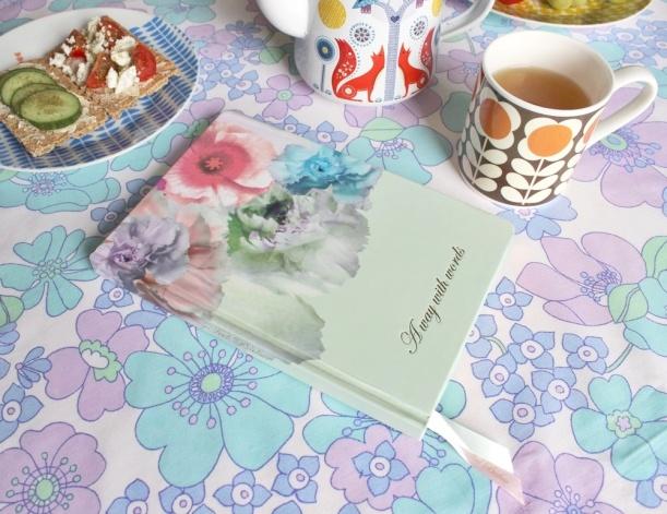 Chiaki Creates - My Morning Routine And Gorgeous Retro Tableware chiakicreates.com 3